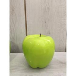 """Κερί """"Μήλο πράσινο"""" μικρό"""