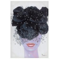 """Πίνακας """"Γυναικείο κεφάλι"""""""