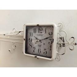 Ρολόι τοίχου κρεμάστρα Inart
