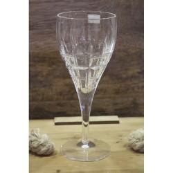 Ποτήρια κρασιού απο κρύσταλλο  6τεμ